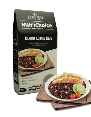 Black Lotus Rice